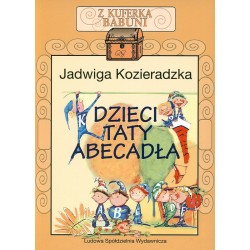 Dzieci taty Abecadła - Jadwiga Kozieradzka