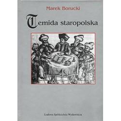 Temida staropolska - Marek Borucki