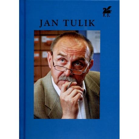 Poezje wybrane - Jan Tulik