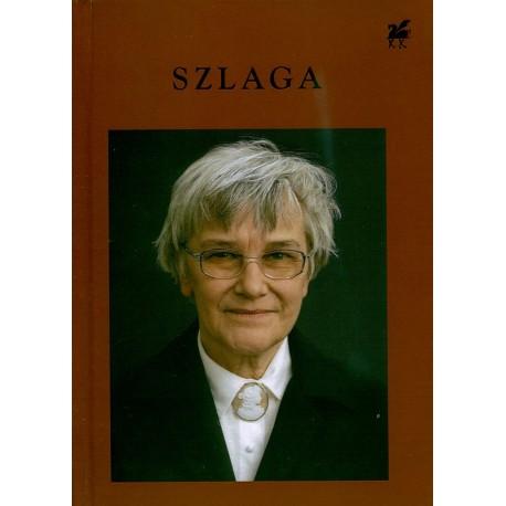 Poezje wybrane - Krystyna Szlaga