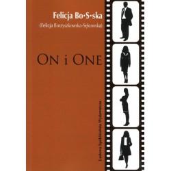 On i One - Felicja Bo•S•ska (Felicja Borzyszkowska-Sękocińska)