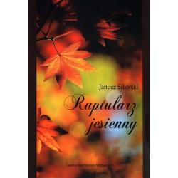 Raptularz jesienny - Janusz Sikorski