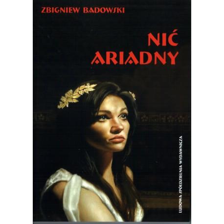 Nić Ariadny - Zbigniew Nadowski