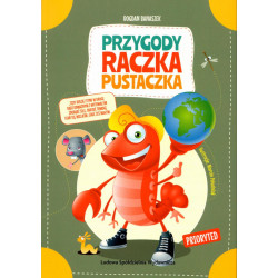 Przygody Raczka Pustaczka – Bogdan Banaszek