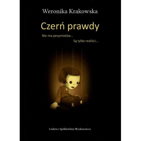 Czerń prawdy - Weronika Krakowska