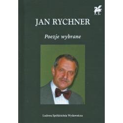 Poezje wybrane tom 345 - Jan Rychner