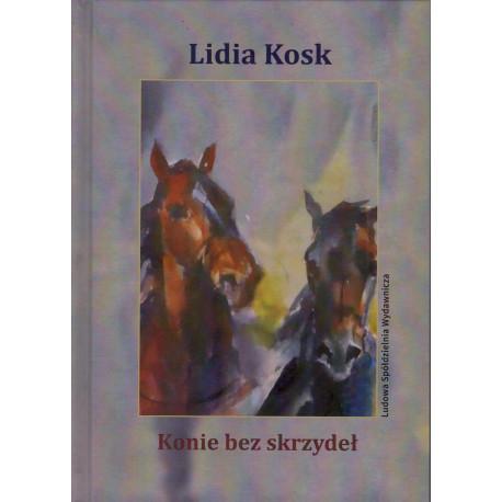Konie bez skrzydeł - Lidia Kosk